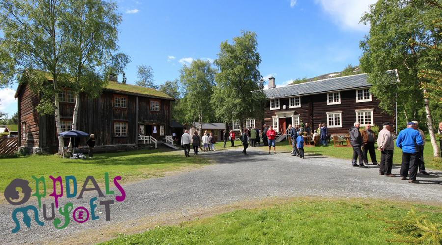 Oppdal District Museum